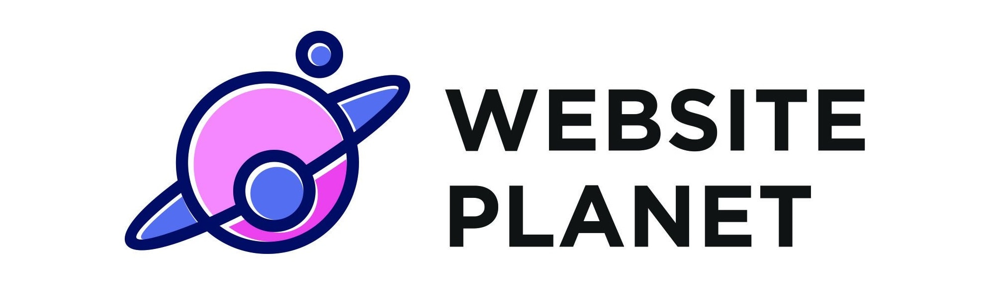 Website Planet logo sample