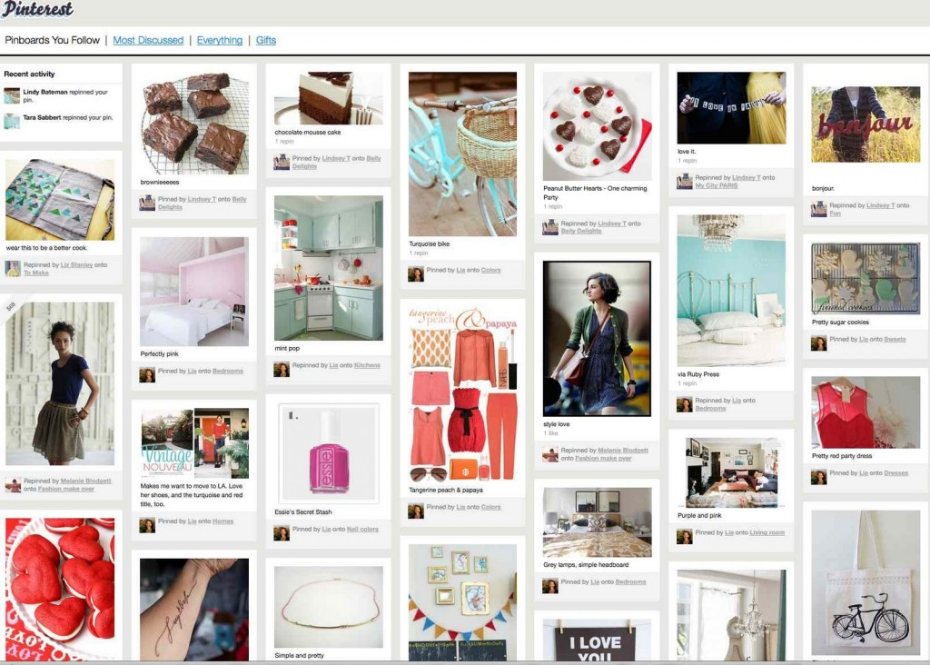 Six Ways to Increase Your Pinterest Following
