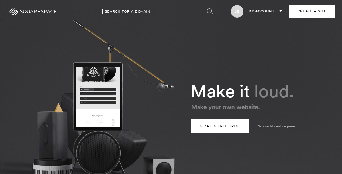 Squarespace Review 2019 Website Planet