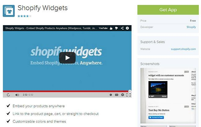 Como usar um e-commerce Squarespace com widgets Shopify