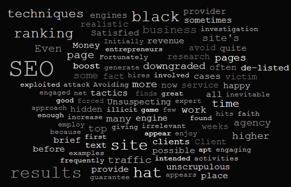 Why is Black Hat SEO Still Around?