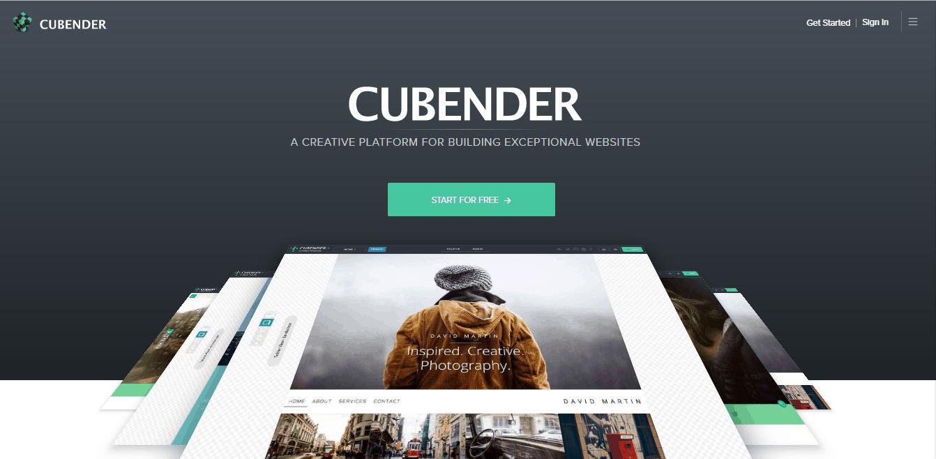 cubender-overview