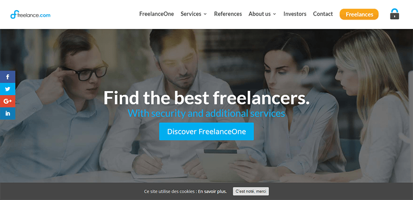 freelance-main-page