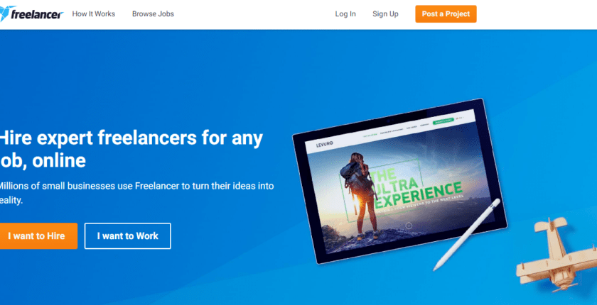 freelancer-overview