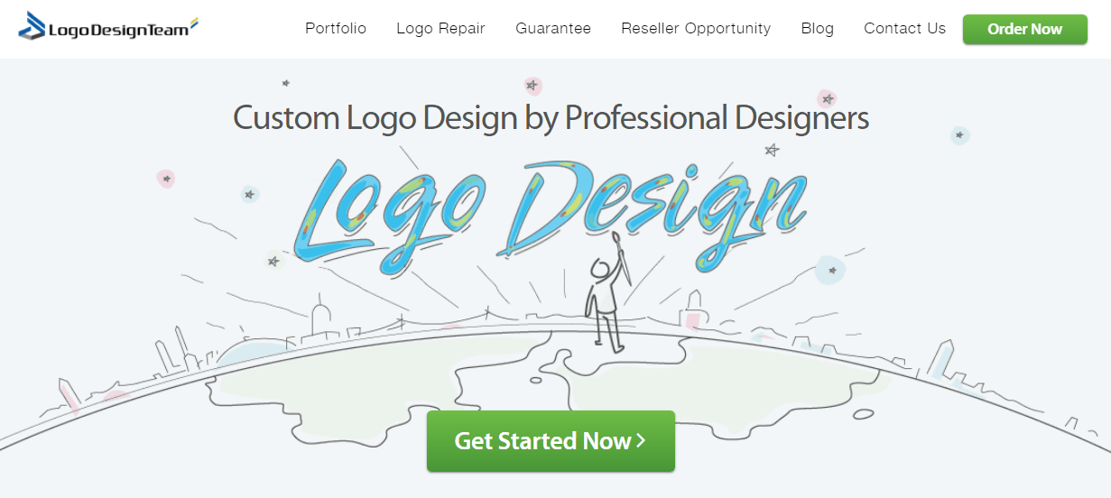 logo-design-team-overview