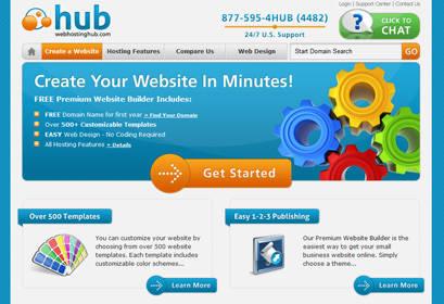Web Hosting Hub review