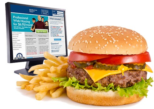 Would You Like a Website with that Cheeseburger?