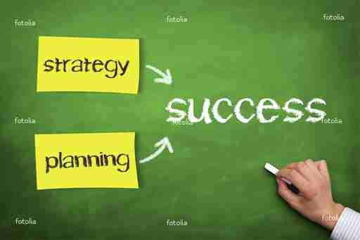 Planning – The Key to Staying Profitable
