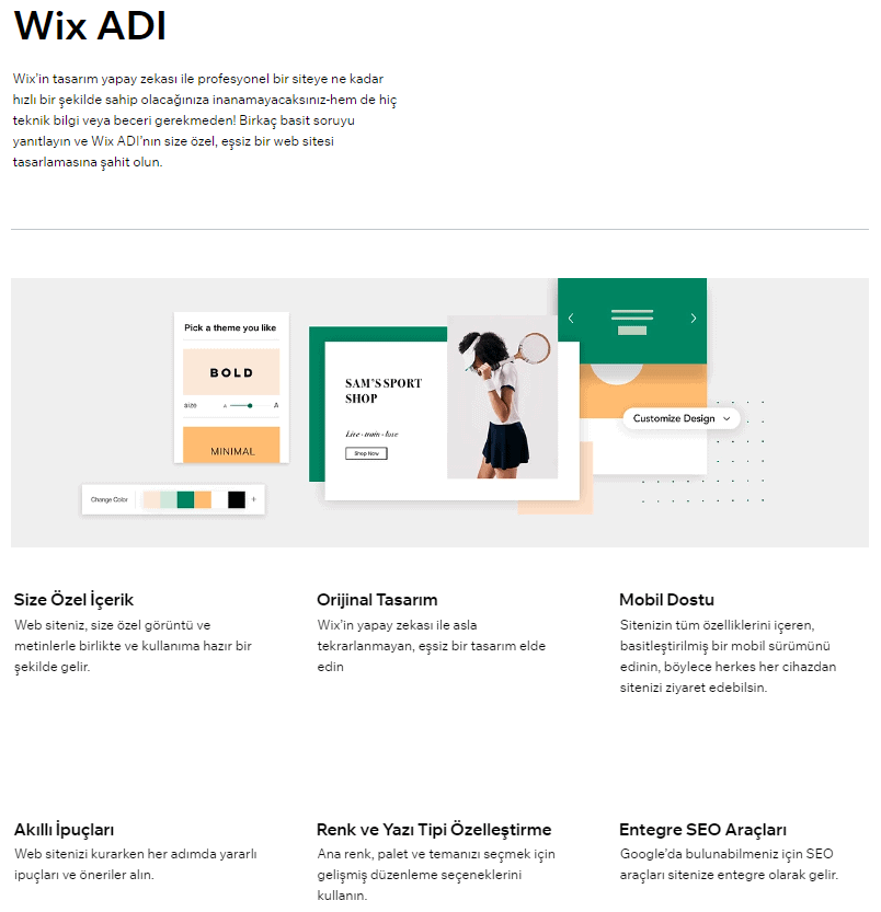 Wix ADI set up questions