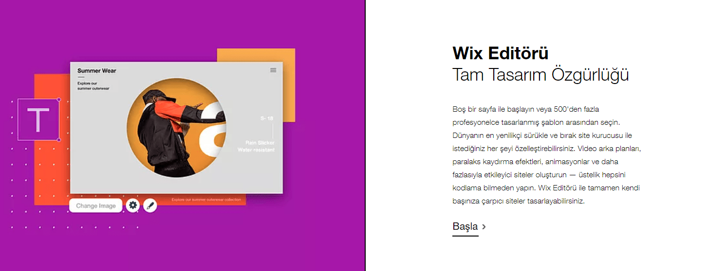Adjusting site navigation and SEO settings on Wix