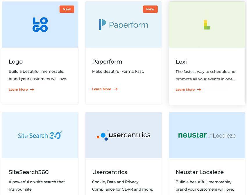 duda's-app-store