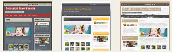 doodlekit templates