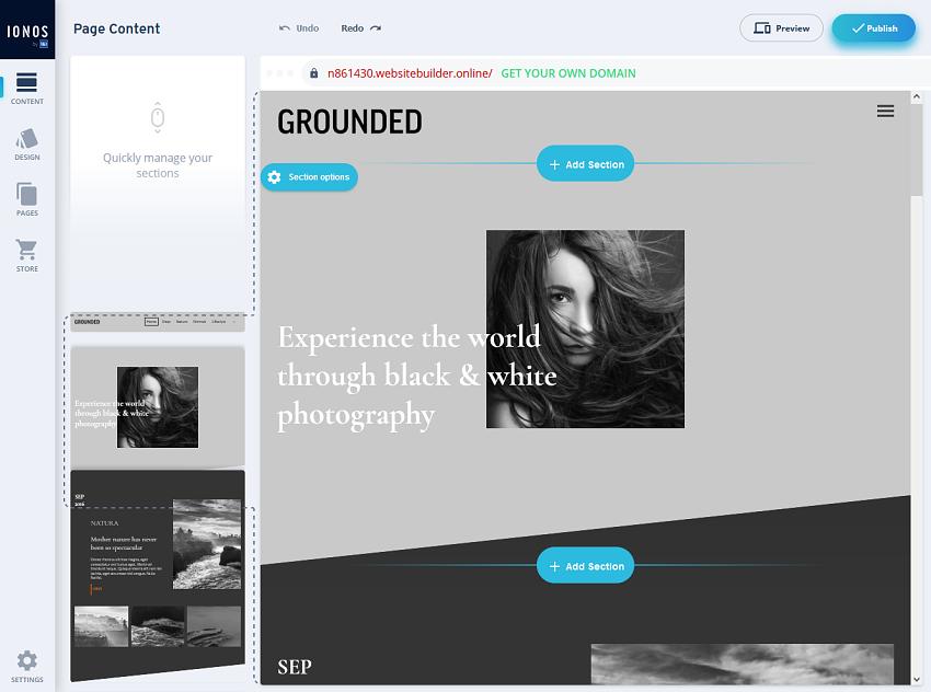 ionos'-mywebsite-now-site-builder