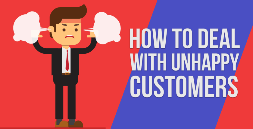 6 Steps to Handle Customer Complaints