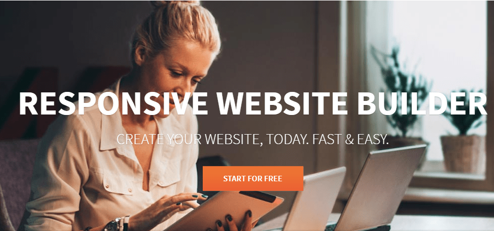 One.com Website Builder