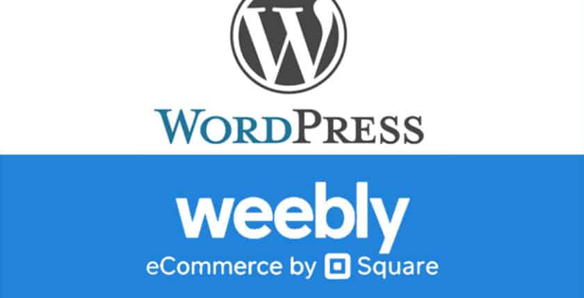 Weebly vs WordPress – What You Need To Know