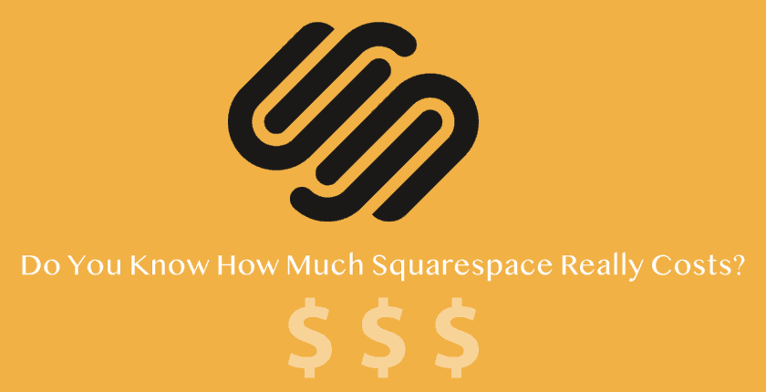 Squarespace Pricing: How Much Does It REALLY Cost? (2019 Update)