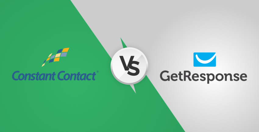 Constant Contact vs. GetResponse – New 2019 Comparison (One Clear Winner)