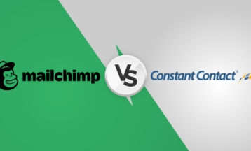 Constant Contact vs. MailChimp – 2021年新比較【勝者発表!】