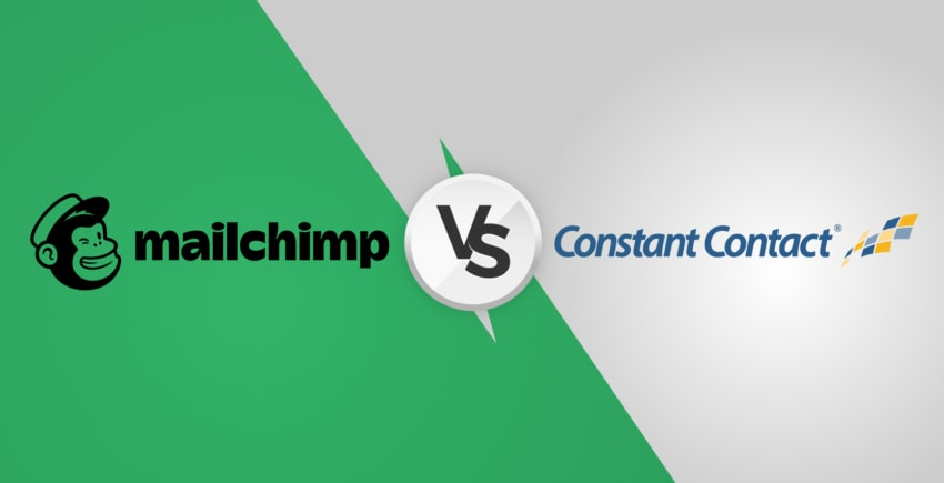 Constant Contact vs. MailChimp – New 2020 Comparison (One Clear Winner)
