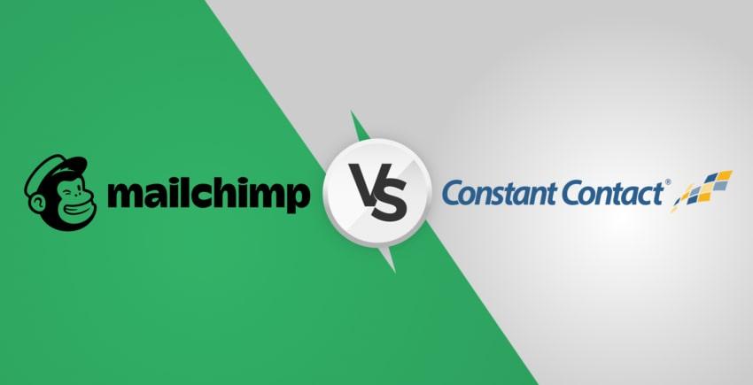 Constant Contact vs. MailChimp – Nuovo Paragone del 2020(Un Chiaro Vincitore)