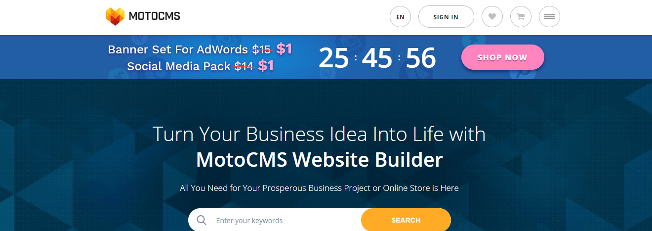 Motocms-overview