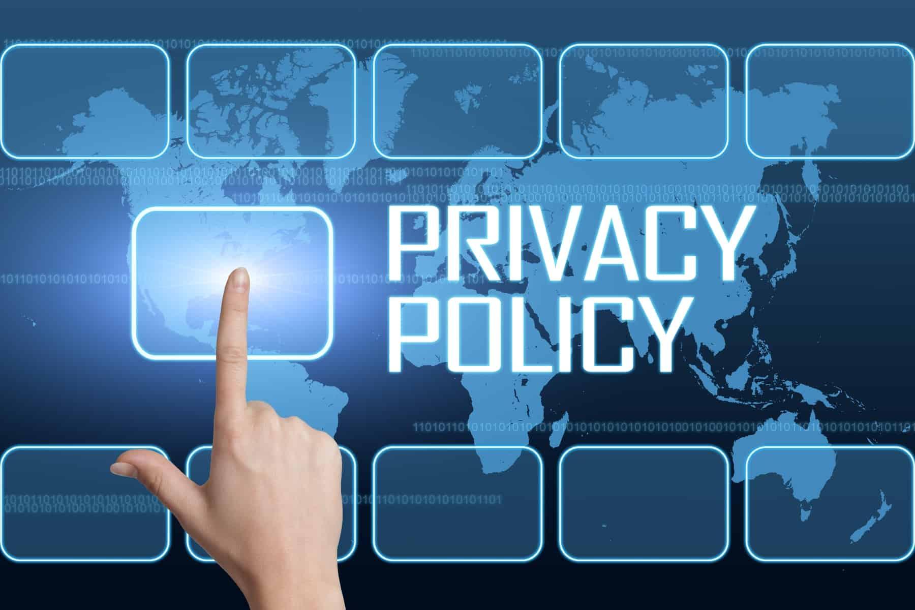 개인정보보호 방침 무료 템플릿 – 개인정보보호 규정(GDPR) 준수