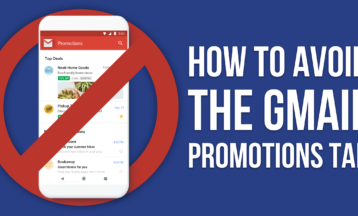 11 Tested Ways to Avoid the Gmail Promotions Tab (2020 UPDATE)