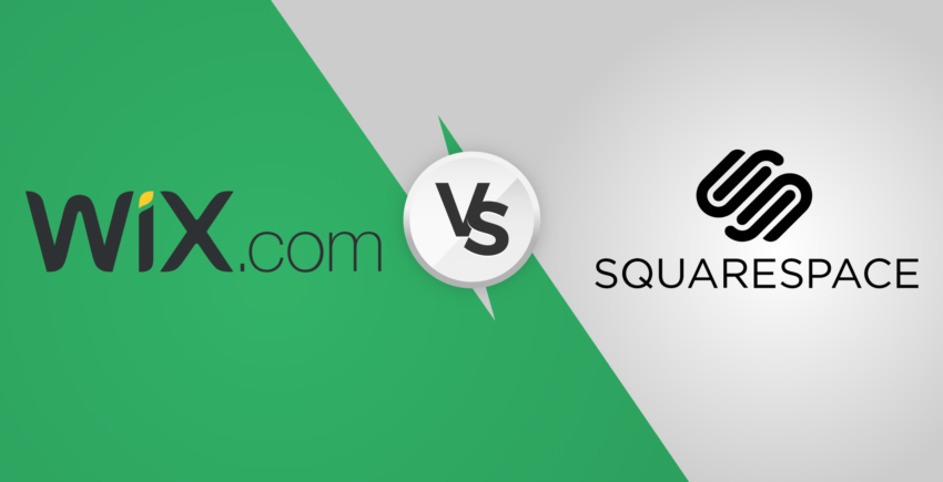 Wix vs.Squarespace