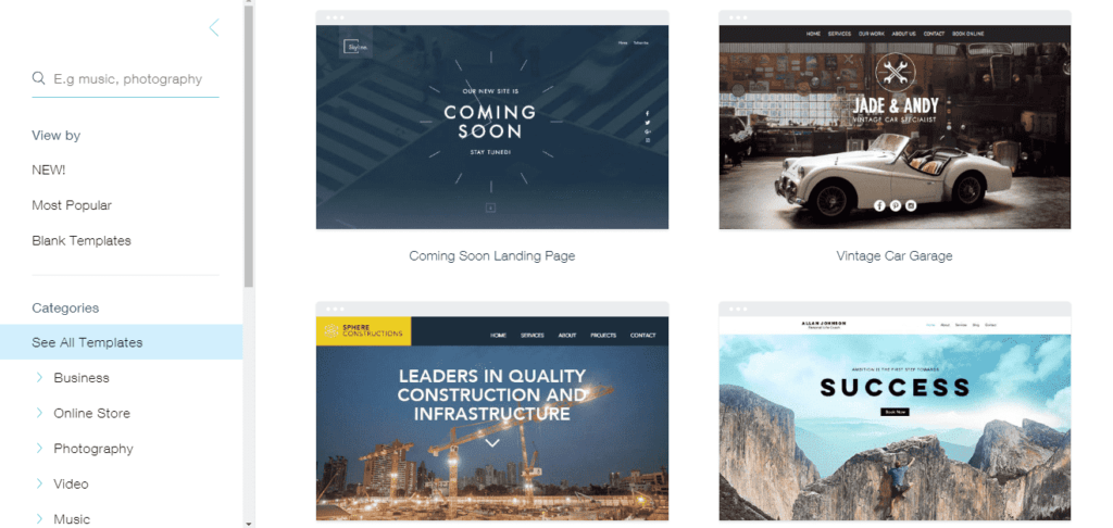 9 Easy Steps to Create Your Wix Website in 2020 (+Pictures)