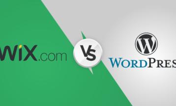 Wix vs. WordPress: Care constructor web este cel mai potrivit pentru începători?
