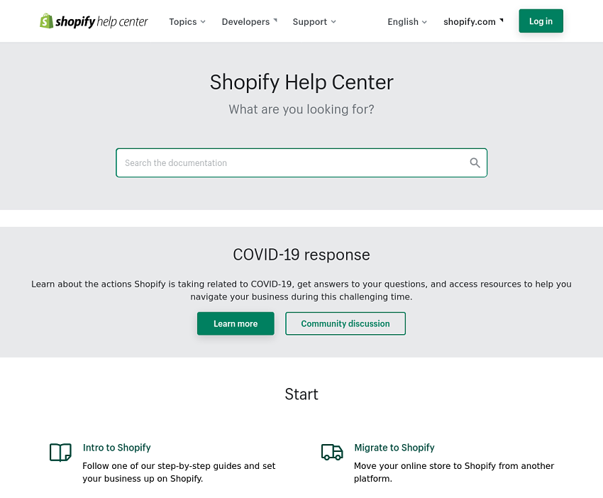 the-shopify-knowledge-base