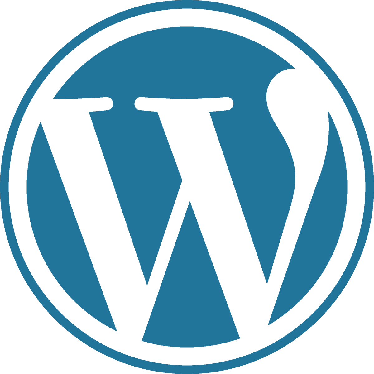 WordPress.com Logó