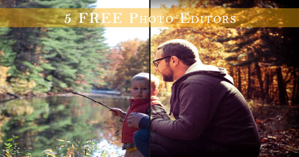 5 COMPLETELY Free Photo Editors That Will Make Your Images Look Professional