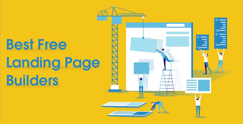 10 Best (REALLY FREE) Landing Page Builders [2019 UPDATE]