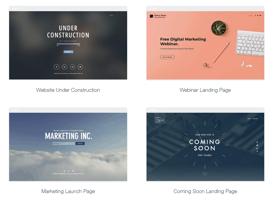 Best (REALLY FREE) Landing Page Builders-image1