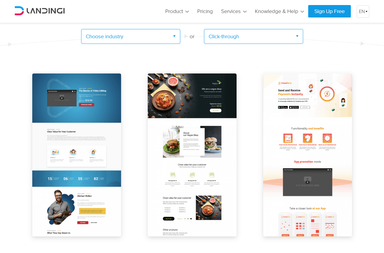 Best (REALLY FREE) Landing Page Builders-image26