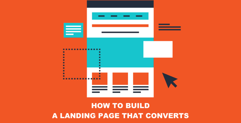The Anatomy of a Strong Landing Page that Converts