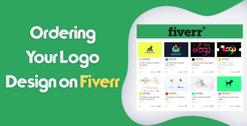 Fiverr Logo Design – How to Hire the Best Designers (2019 UPDATE)
