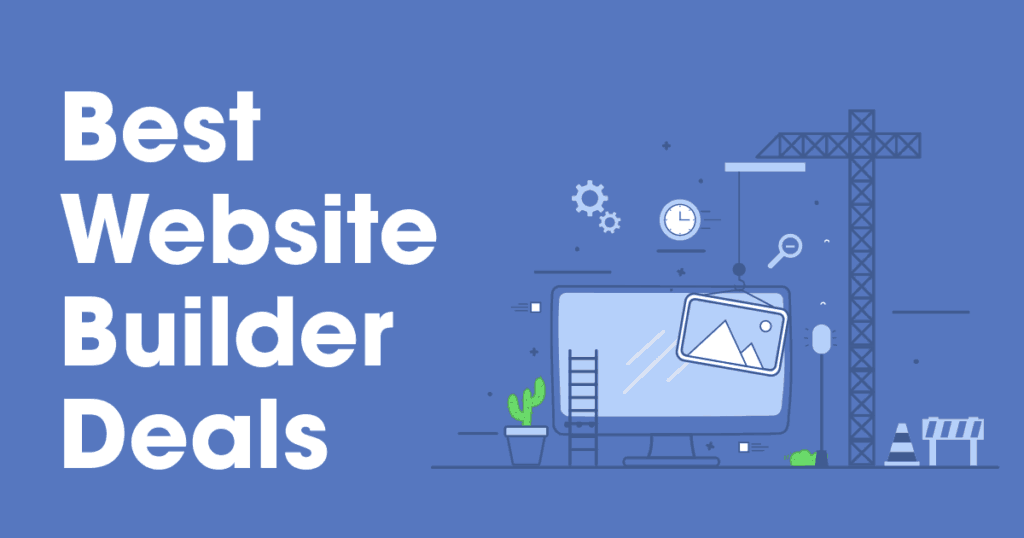 2019 Best Website Builder Deals & Coupons – 100% Guaranteed! Build Your Site and Save!