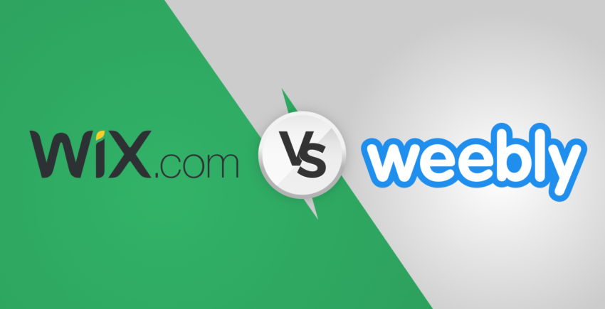 Wix vs Weebly: Battle of the Free Website Builders [2019 Comparison]