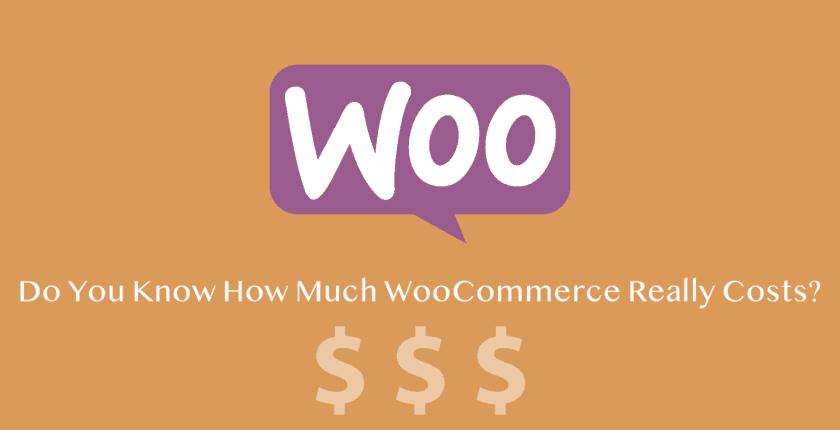 WooCommerce 요금제: 온라인 스토어 요금제의 실체