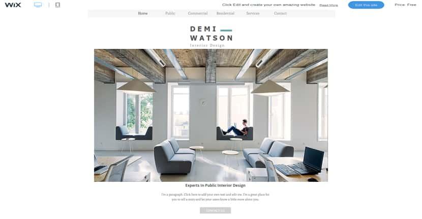 Como criar um site no Wix para apresentar seu portfólio