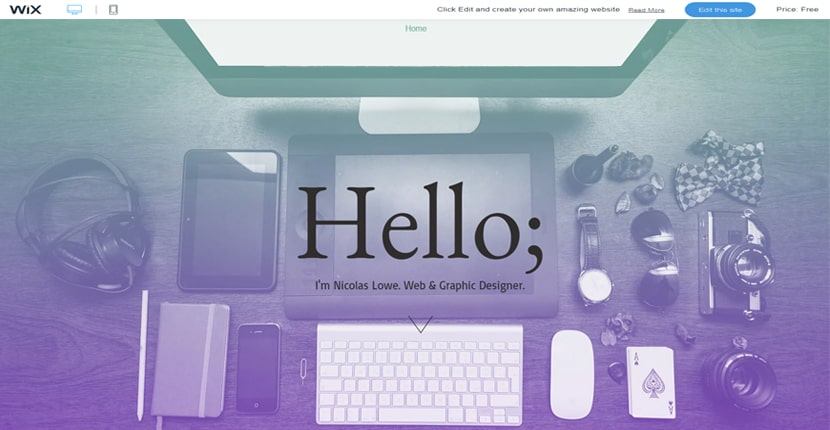 How to Build a Wix Website to Showcase Your Portfolio
