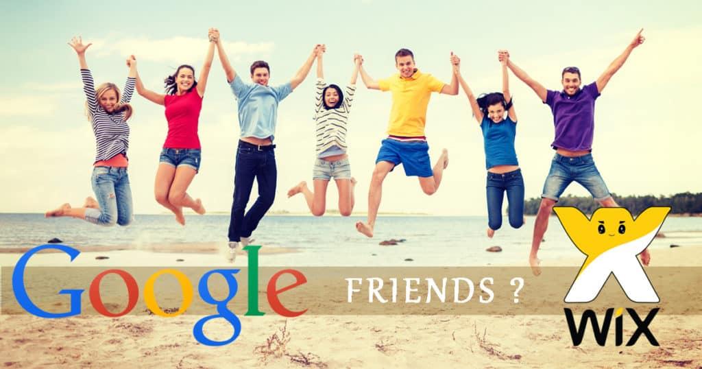 Is Wix goed genoeg voor Google?