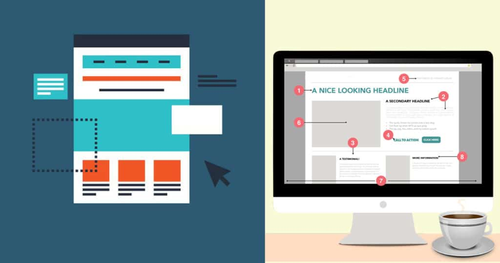 The Anatomy of a Good Landing Page - Website Planet
