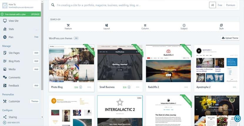 Como criar um site grátis no WordPress