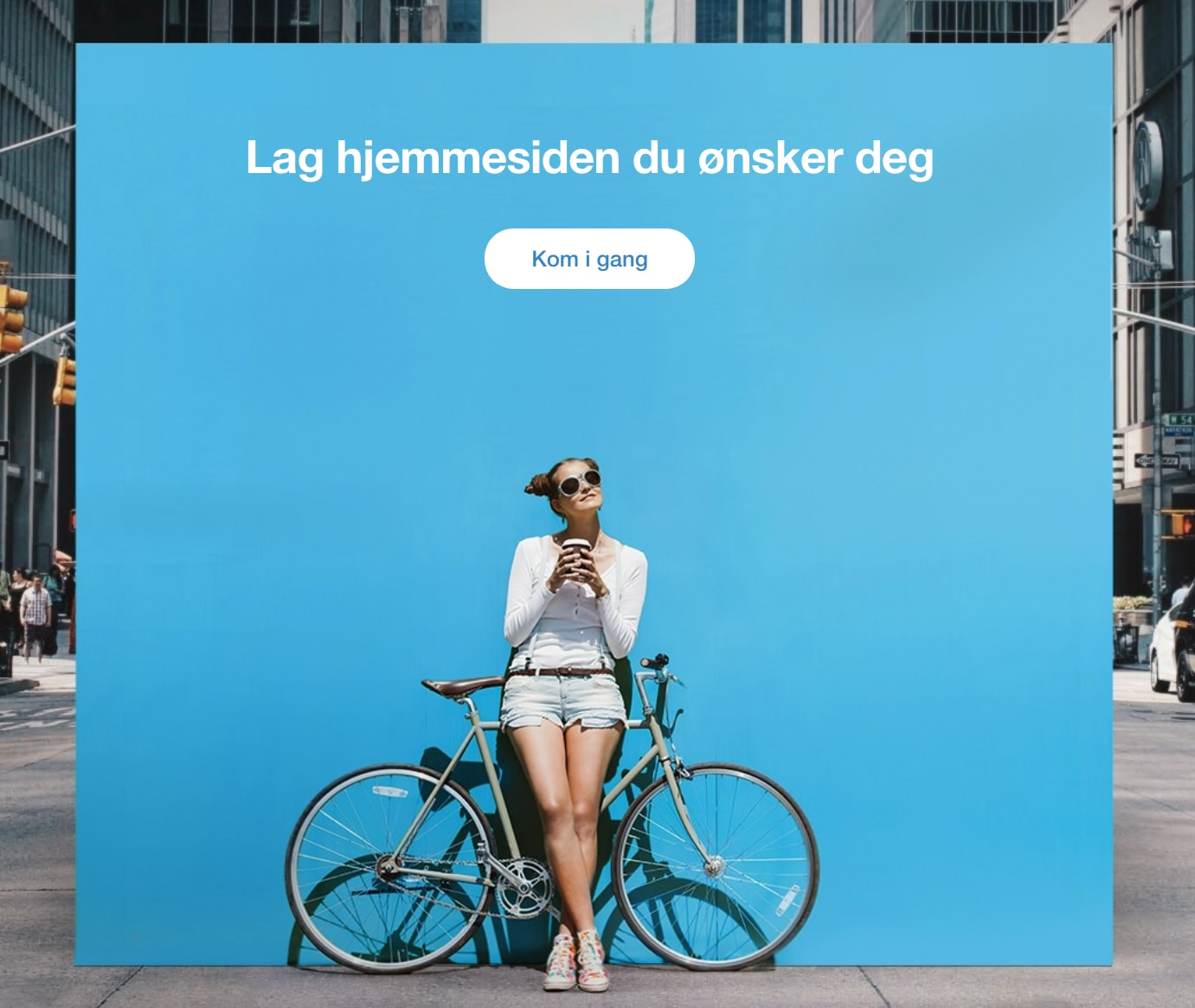 9 Enkle steg for å lage din Wix webside i 2020(+bilder)