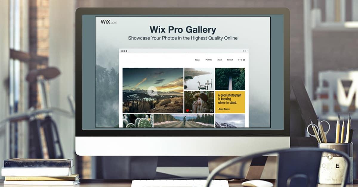 Come Creare un Sito Web Wix per Mostrare Le Proprie Fotografie