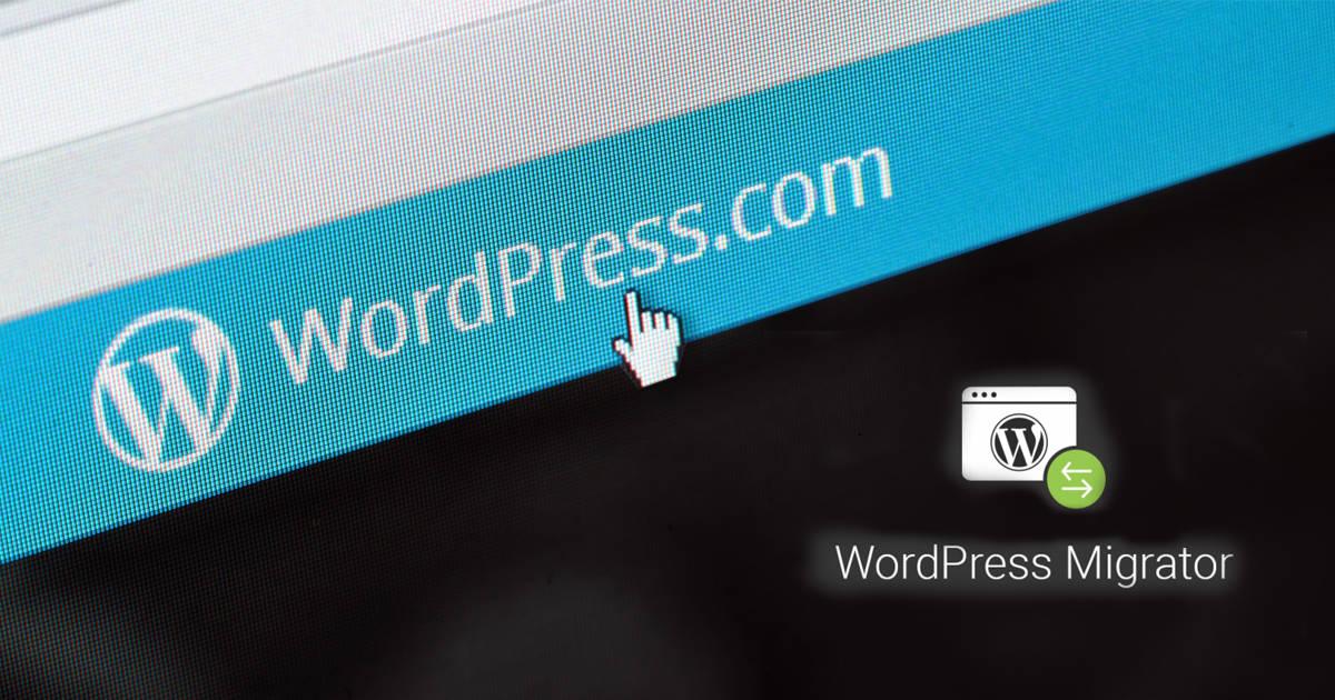 SiteGround's New WordPress Migrator Tool